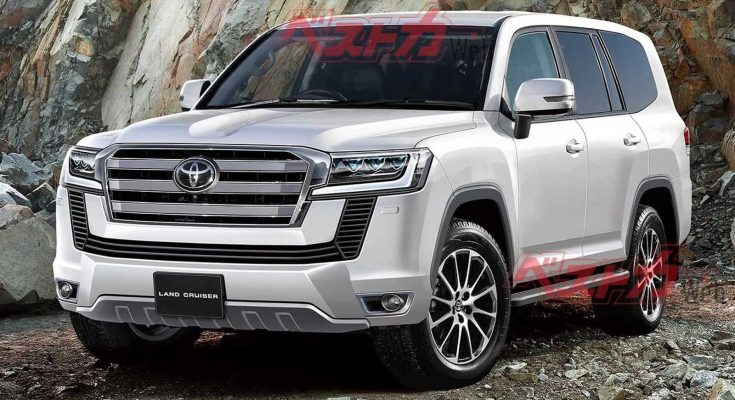 Next Generation Toyota Land Cruiser to Debut in August 2020 1