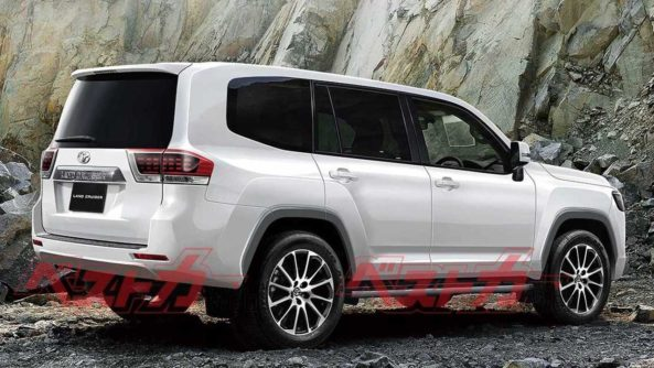 Next Generation Toyota Land Cruiser to Debut in August 2020 2