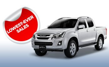 Isuzu D-Max Broke Its Own Lowest Sales Record 14