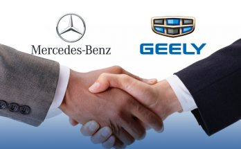 Mercedes-Benz and Geely Have Established Global Joint Venture 12