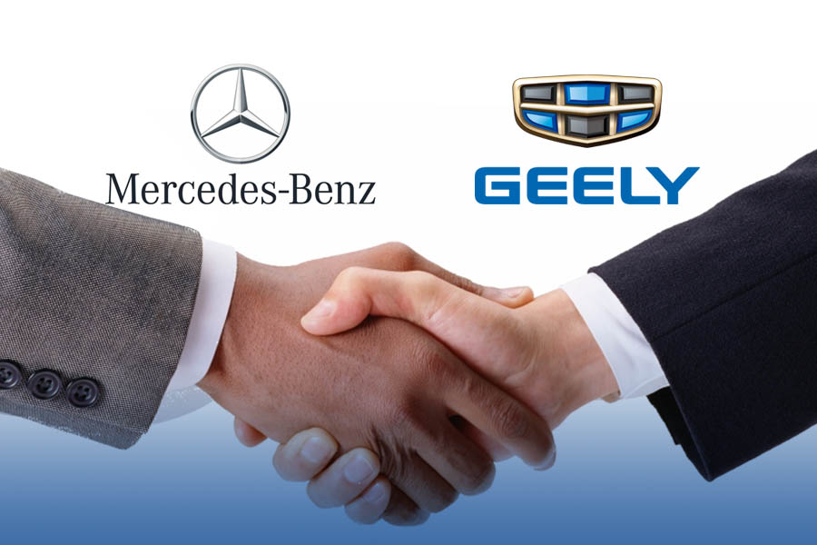 Mercedes-Benz and Geely Have Established Global Joint Venture 9