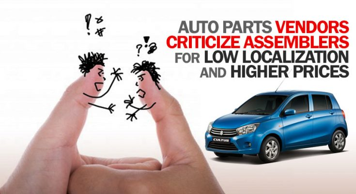 Auto Parts Vendors Criticize Assemblers for Low Localization & Higher Prices 1