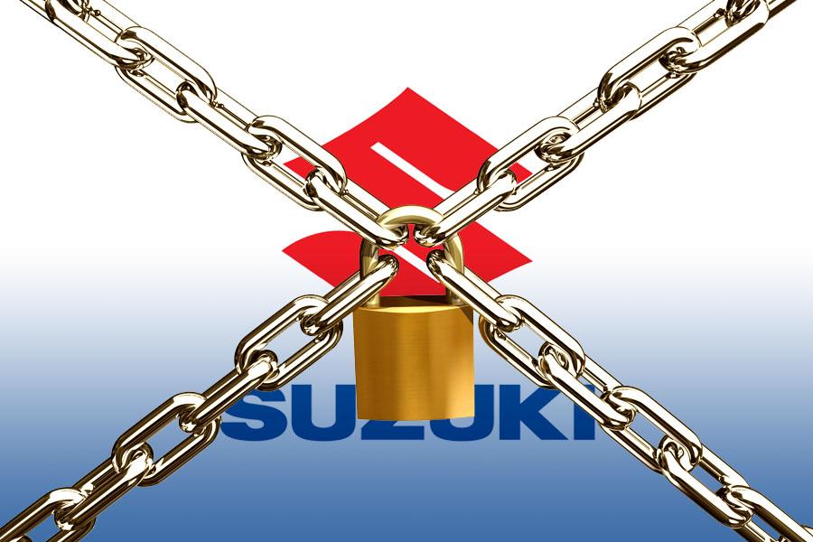 Pak Suzuki to Keep Its Plant Shut for 3 Days in February 4