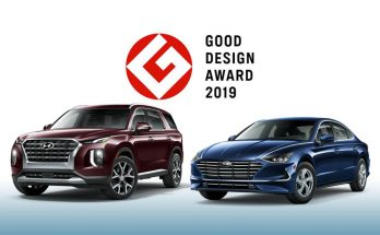 Hyundai Sonata and Palisade Win 2019 GOOD DESIGN Awards 19