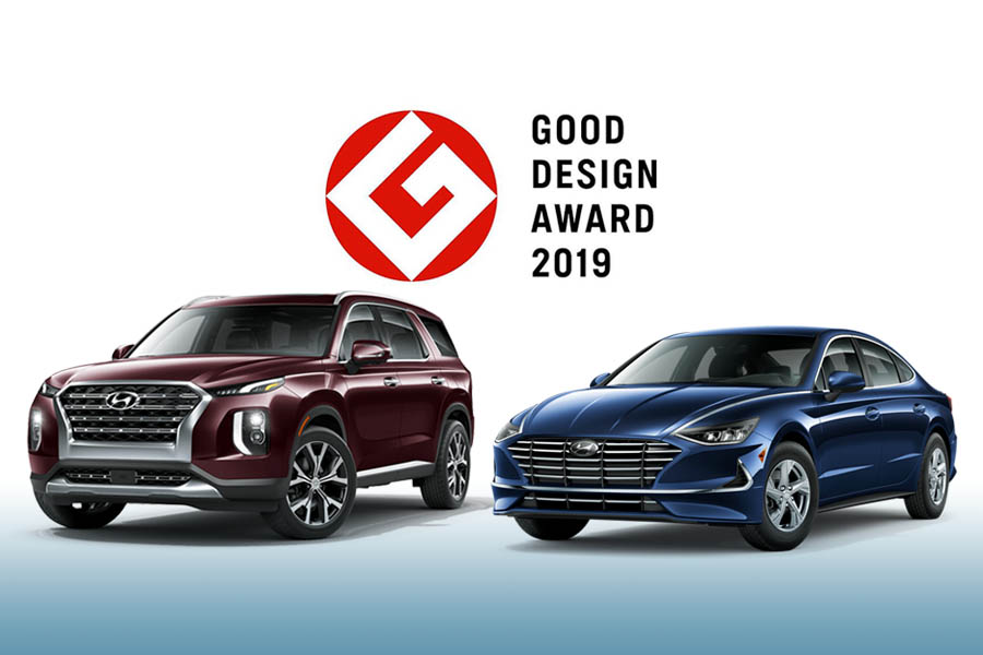 Hyundai Sonata and Palisade Win 2019 GOOD DESIGN Awards 1