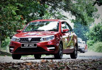 Brunei Becomes First Export Market for Updated Proton Cars 3