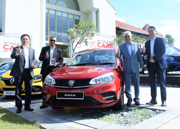 Proton Wins an Array of Awards in Malaysia 2