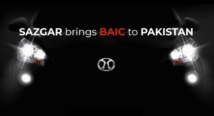 Sazgar to Launch a Range of BAIC Vehicles 2