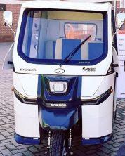 Sazgar Unveils Pakistan's First Electric 3-Wheeler 2