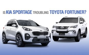 Is Kia Sportage Troubling Toyota Fortuner? 10