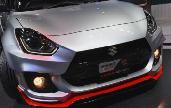 Suzuki Displays Swift Sport Katana Edition at Tokyo Auto Salon 9