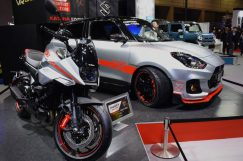 Suzuki Displays Swift Sport Katana Edition at Tokyo Auto Salon 12