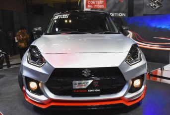 Suzuki Displays Swift Sport Katana Edition at Tokyo Auto Salon 4