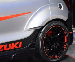 Suzuki Displays Swift Sport Katana Edition at Tokyo Auto Salon 6