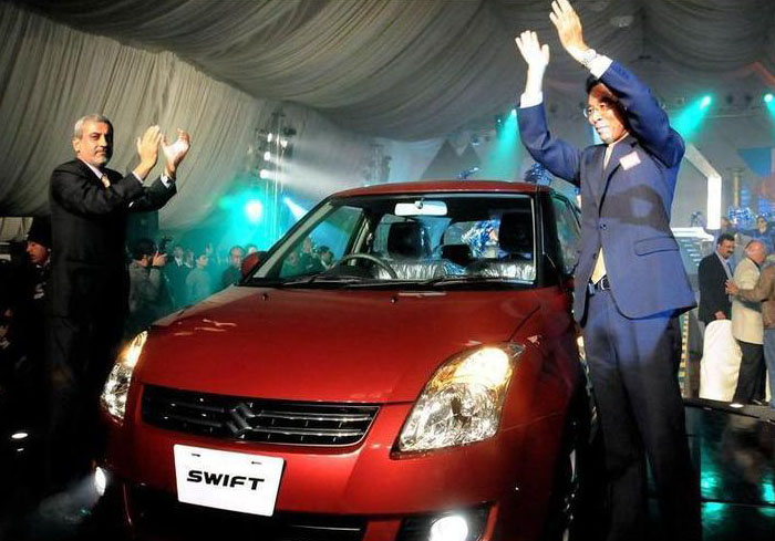 Pak Suzuki Swift Becomes a Decade Old 2