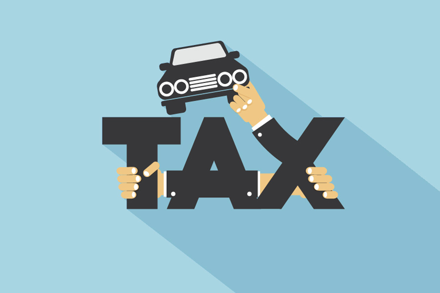 Tax Drive Blamed for Decline in Car Sales 5