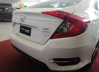 Honda Atlas Introduced a New Civic Variant Called Turbo Oriel 5