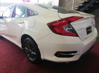 Honda Atlas Introduced a New Civic Variant Called Turbo Oriel 6