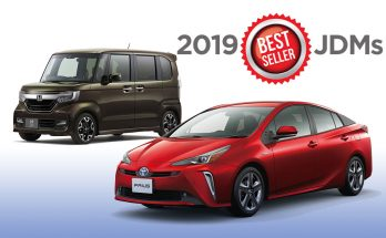 2019- Bestselling cars in Japan 13