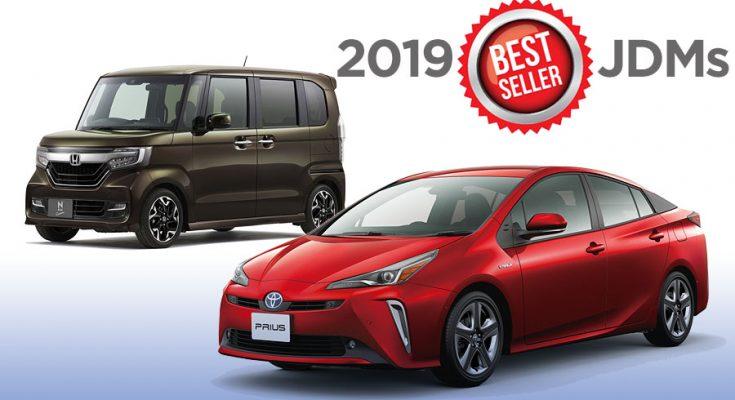 2019- Bestselling cars in Japan 14