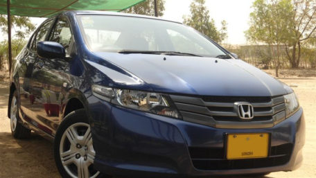 Local Honda City Becomes 11 Years Old 2