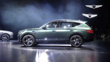 Hyundai Unveils GV80- First Genesis Luxury SUV 5