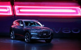 Hyundai Unveils GV80- First Genesis Luxury SUV 8