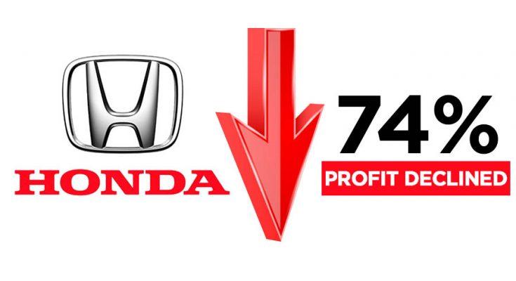 Honda Atlas Profit Declined by 74% 1