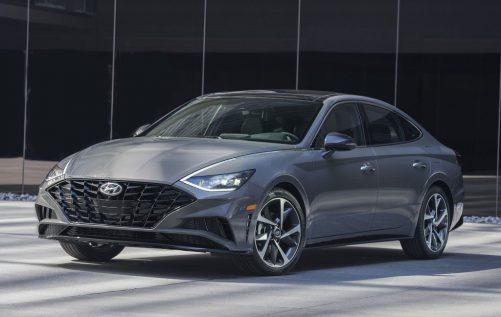 Hyundai Sonata and Palisade Win 2019 GOOD DESIGN Awards 2