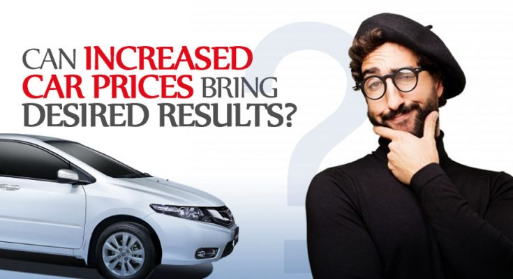 Can Increase in Car Prices Bring Desired Results? 1