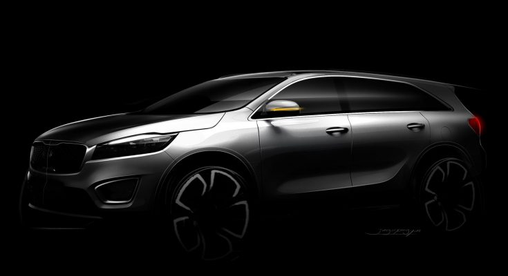 Next Generation Kia Carnival to Make its World Debut in April 1