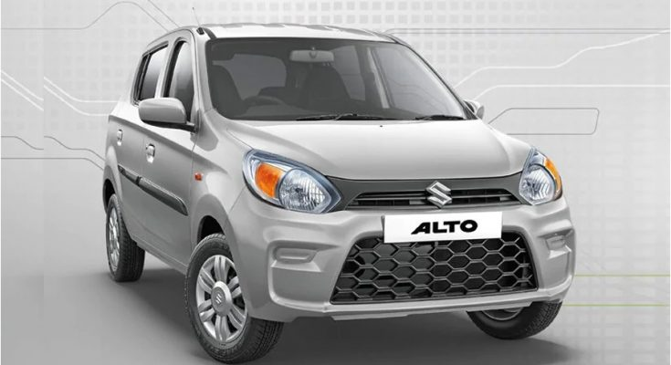 2020 Maruti Suzuki Alto S-CNG Launched at INR 4.32 Lac 1