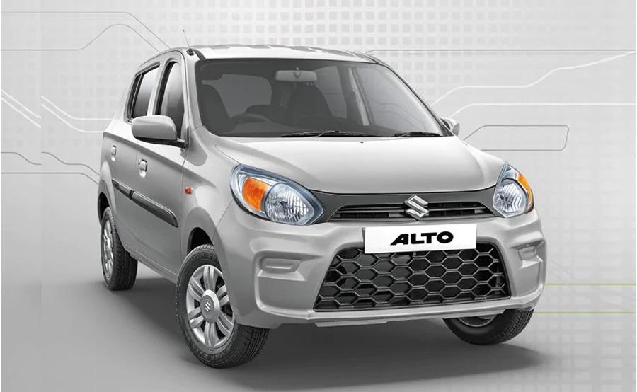 2020 Maruti Suzuki Alto S-CNG Launched at INR 4.32 Lac 2