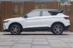Proton to Launch its Second SUV- the X50 in Malaysia in 2020 7