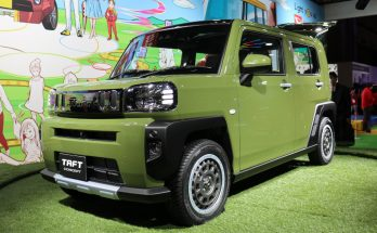 Daihatsu TAFT Concept at Tokyo Auto Salon 21