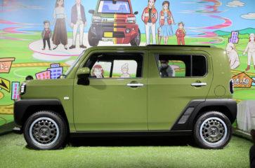 Daihatsu TAFT Concept at Tokyo Auto Salon 2
