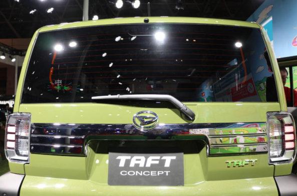 Daihatsu TAFT Concept at Tokyo Auto Salon 5
