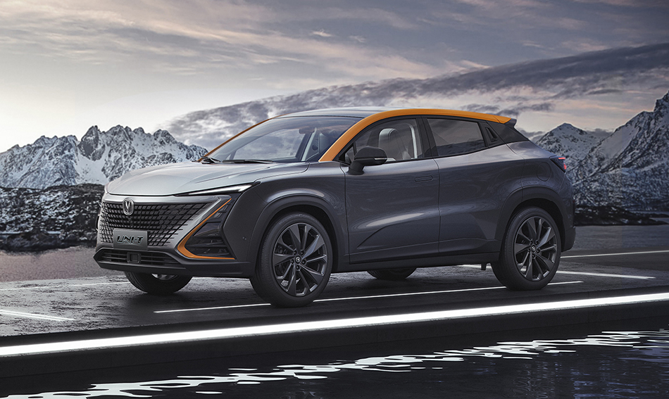 Changan to Unveil UNI-T Crossover SUV at 2020 Geneva Motor Show 1