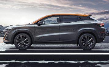 Changan to Unveil UNI-T Crossover SUV at 2020 Geneva Motor Show 4