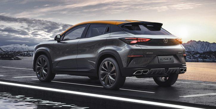 Changan to Unveil UNI-T Crossover SUV at 2020 Geneva Motor Show 5