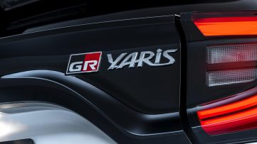 The 257hp Toyota GR Yaris Debuts 7