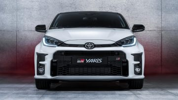 The 257hp Toyota GR Yaris Debuts 3