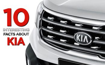 10 Interesting Facts About KIA 8