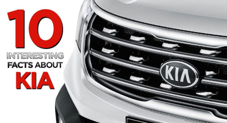 10 Interesting Facts About KIA 1