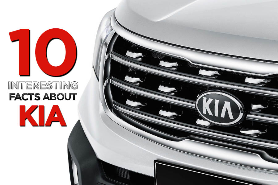 10 Interesting Facts About KIA 2