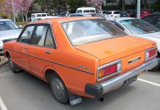 Remembering the Dependable Datsun 120Y 13