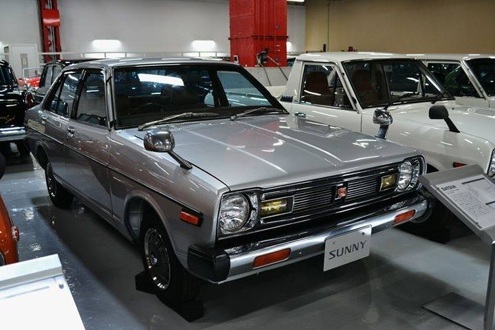 Remembering the Dependable Datsun 120Y 11