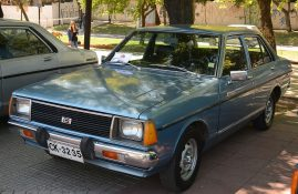 Remembering the Dependable Datsun 120Y 15