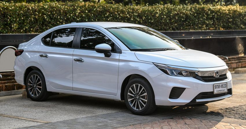 All New Honda City to Get Fit's Dual Motor Hybrid 2