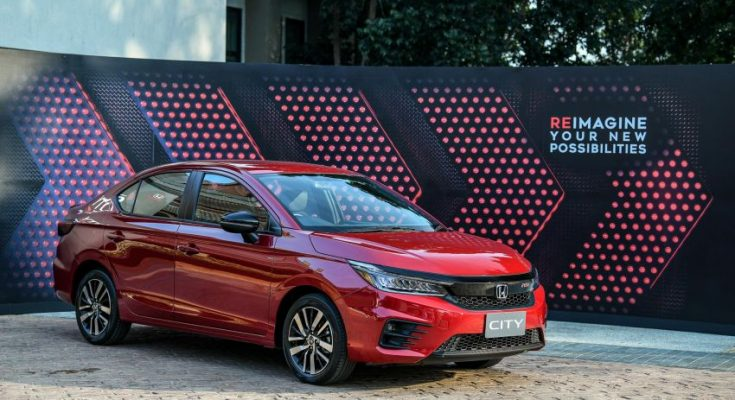 All New Honda City Trials Commenced in Malaysia 2